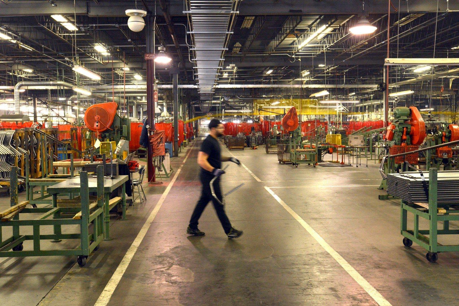 Columbia Mfg Inc factory