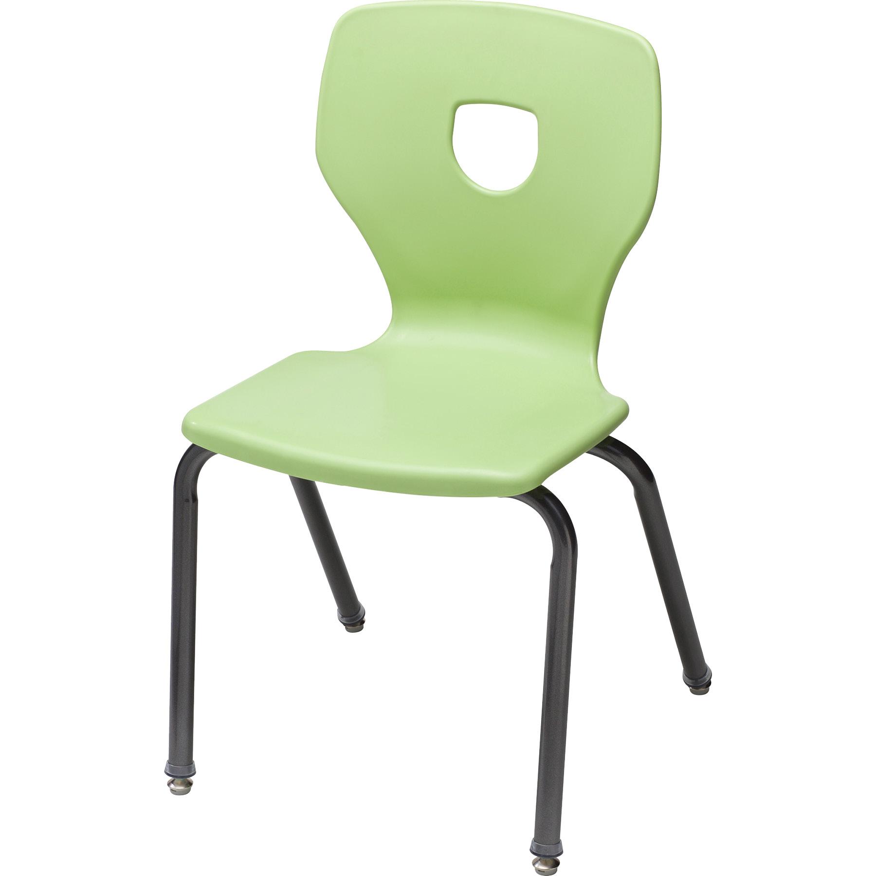 1558 Silhoflex Stacking Chair