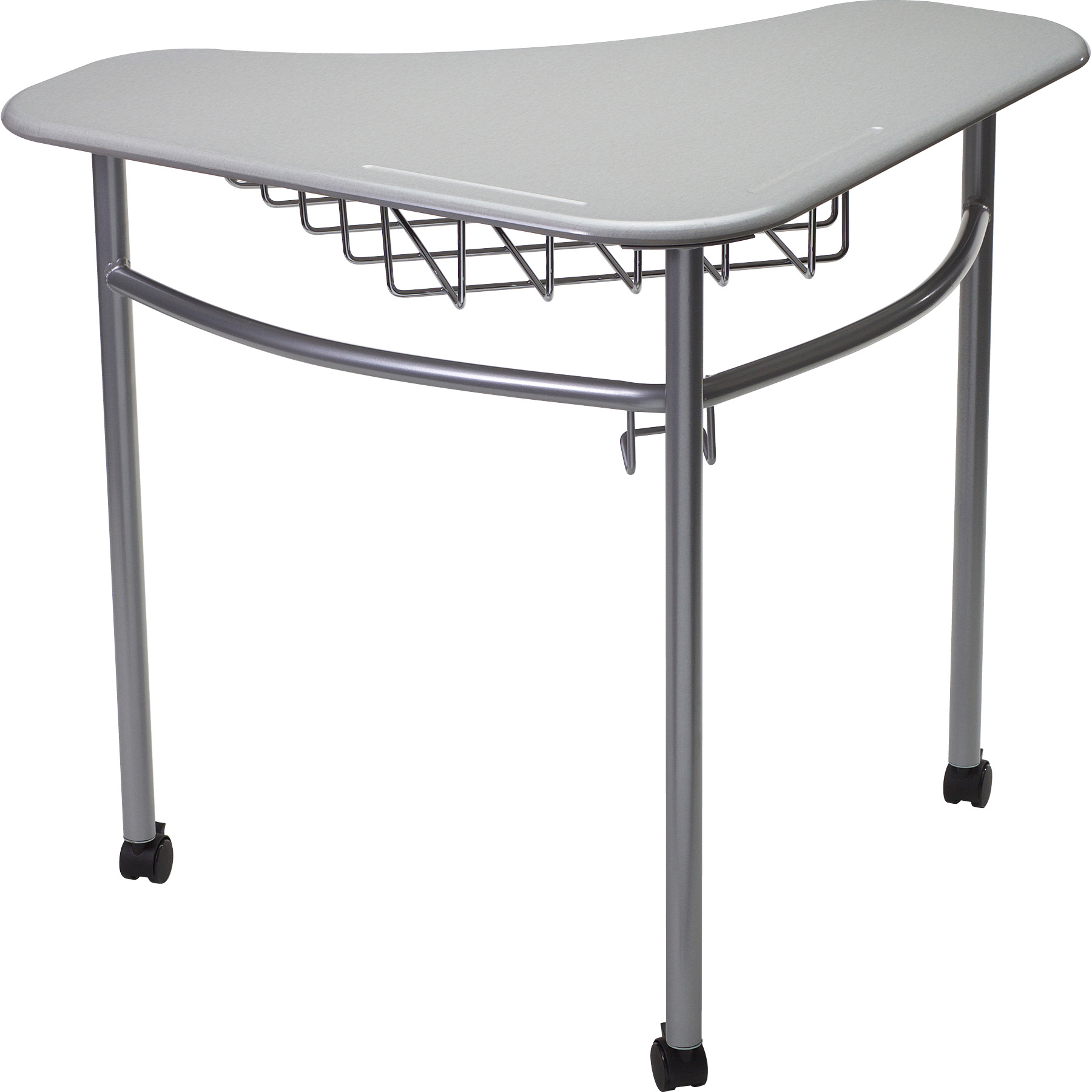 3688 Study Top 3-Leg Desk - Mobile