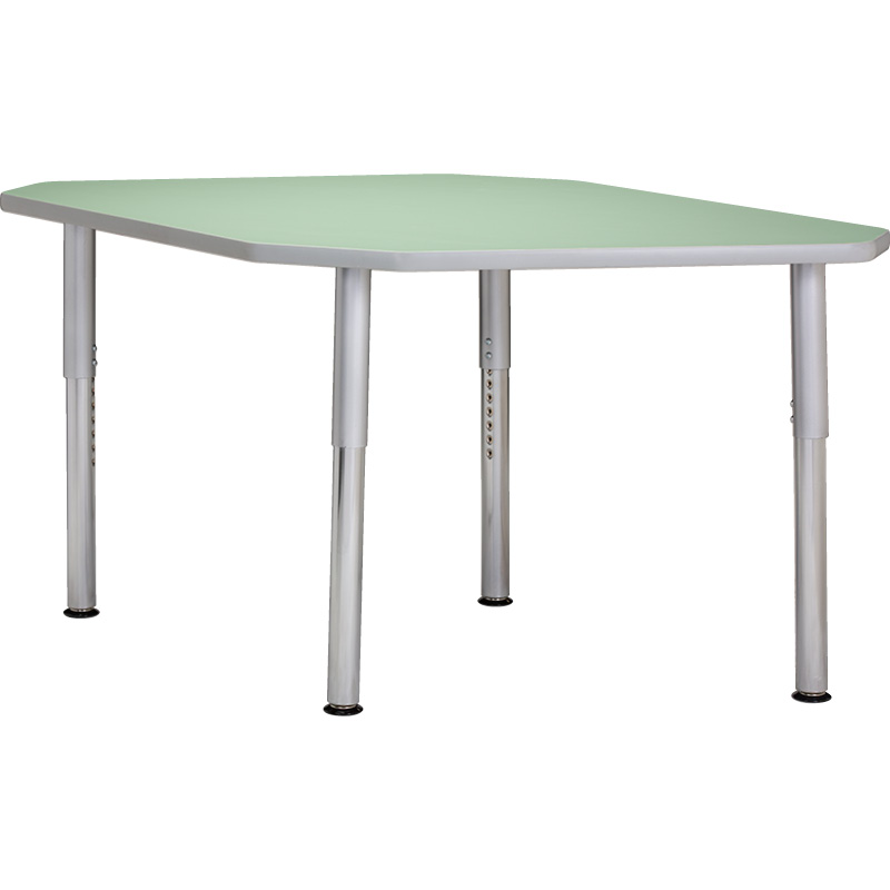 Double Diamond Table with Galaxy legs