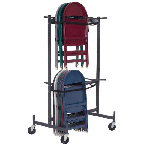0033 Cart shown with 4237 Chairs