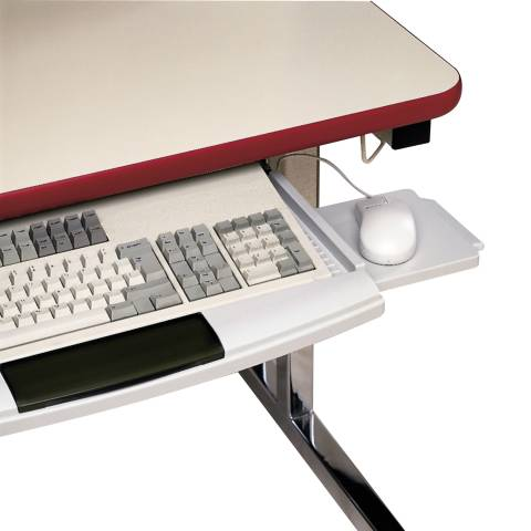 0071X Retractable Keyboard Tray