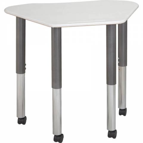 Octagon Galaxy Desk - adjustable