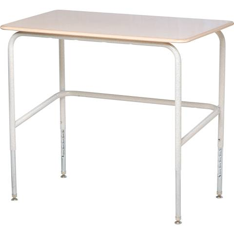5010 Large Study Top Desk