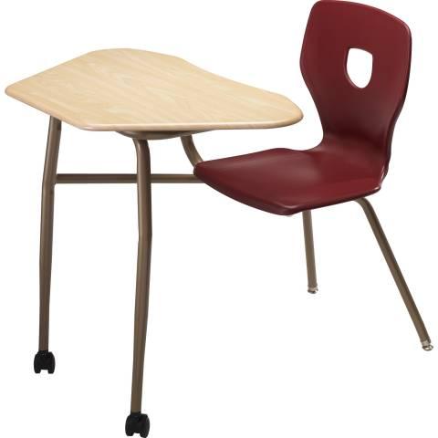 Silhoflex Chair/Desk Combo