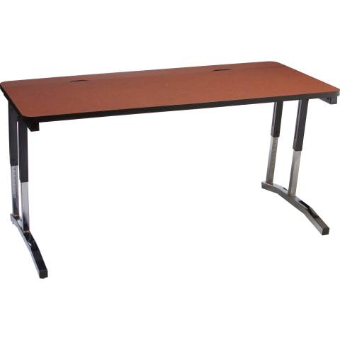 6620 Flip Top Computer Table