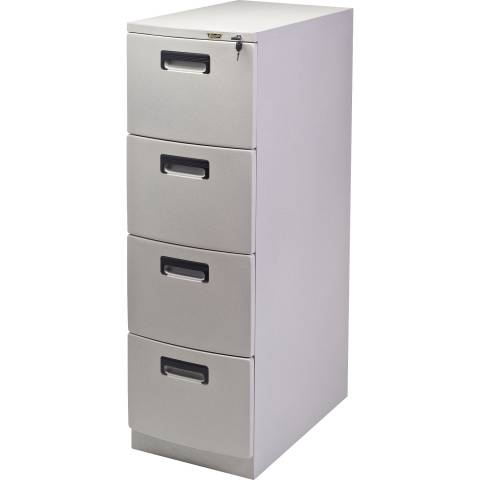 9054 Four drawer file cabinet