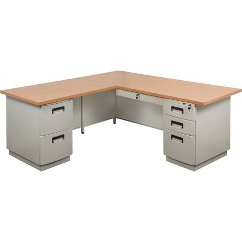 9079 L-Shape Desk