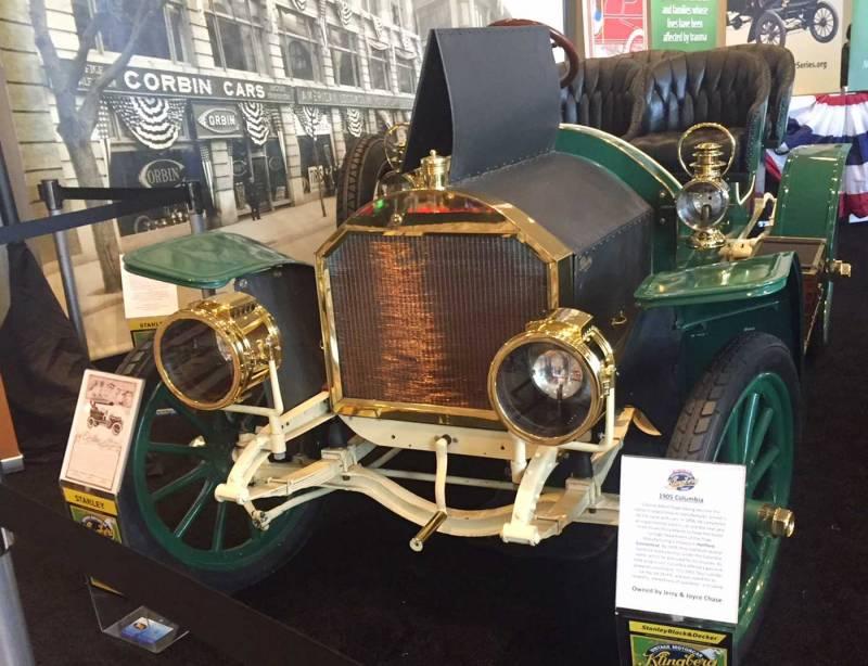 1905 Electric Columbia Automobile