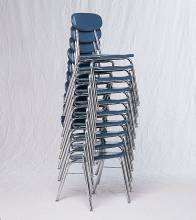 1140 Chair stacked