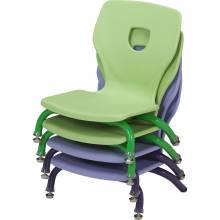 """6"""" Silhoflex Floor Chair -Stacked"""