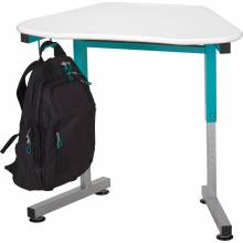 Stager 6 Desk with backpack