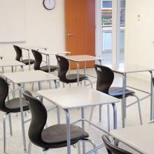 Longmeadow installation - classroom