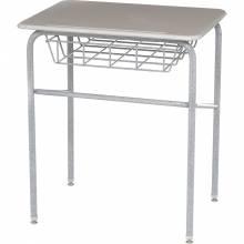 3449 Desk with bookrack