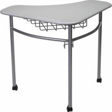 3688 Study Top 3-Leg Desk - Mobile