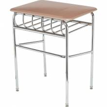 3779 Study Top Desk with bookrack